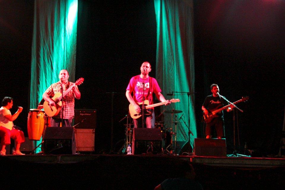 Trival en concierto - 2012